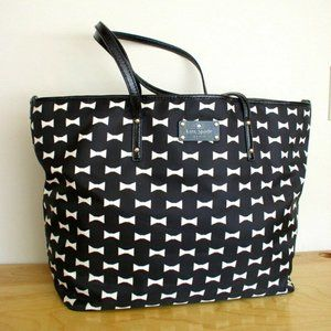 Kate Spade Bow Shoppe Harmony Baby Diaper Bag